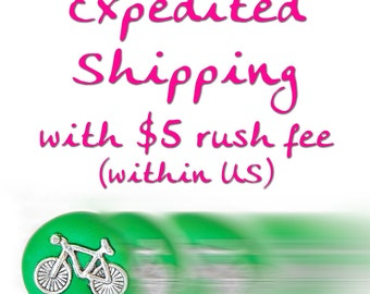 Upgrade to USPS Priority Mail with Made to Order Rush Fee Included