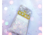 PRINCESS SERENITY| Bedazzled iPhone 5s Case | Usagi | Sparkle Rhinestones & Pearls