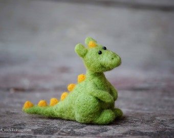 Dragon Needle Felting kit | DIY Craft Kit