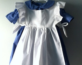 Alice in Wonderland Dress for Baby