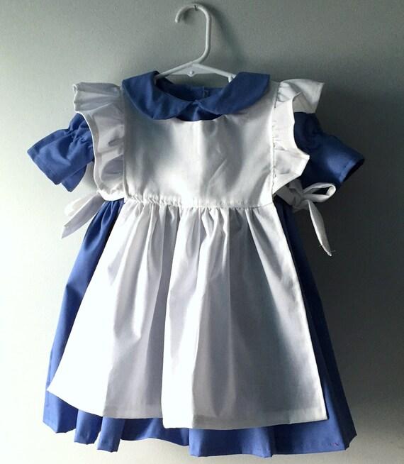 Alice in Wonderland Dress for Baby