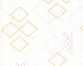 Art Gallery Fabrics Maker Make Drafts Paper - Half Yard