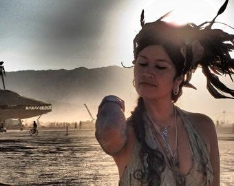 Burning Man tips from GOD (Goddess Of The Desert) Thank you I LOVE TEA!!