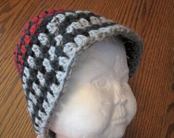 Crochet Bucket Hat Beanie