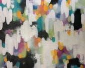 Original Abstract Painting, modern, home decor