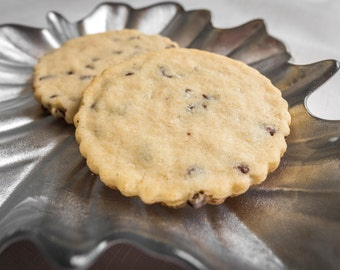 Chocolate Chip Sugar Cookies - 2 dozen homemade cookies