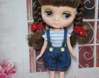 Jean Overalls and Top for Middie Blythe