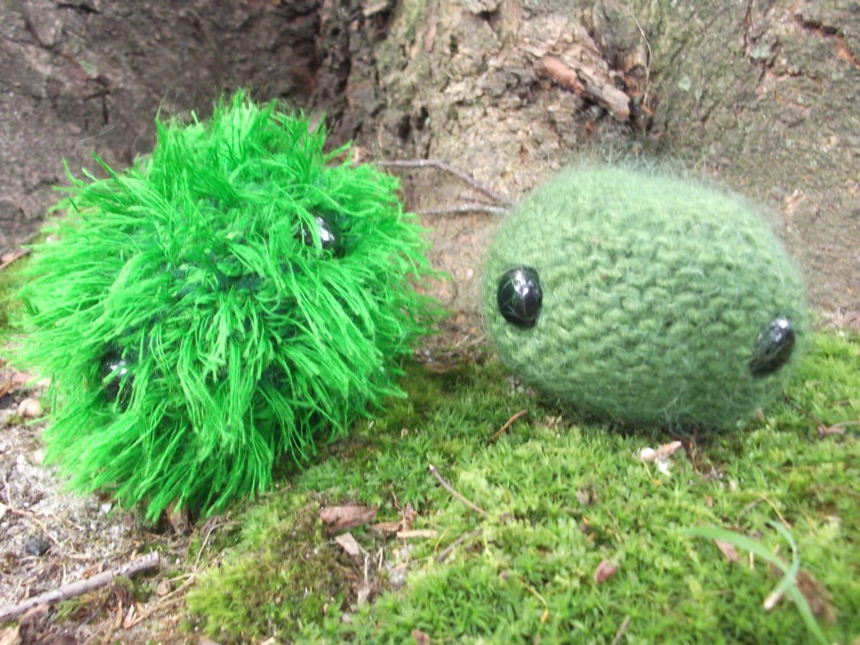 Marimo plush toy moss ball plush toy amigurumi marimo toy for Marimo moss ball