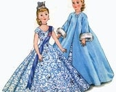 PATTERN 2255 Doll Clothes for 20 inch Revlon Toni Cindy Missy dolls by Ideal or American Character Ballet Costume Leotard Tutu Evening Gown