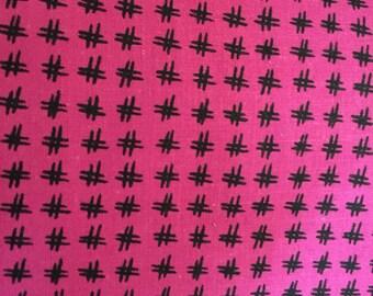 Burgendy fabric