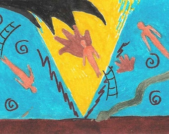 Shamans and Crow #1