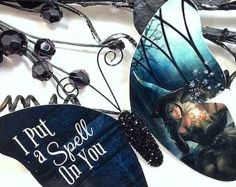 Butterfly Embellishments Morgana