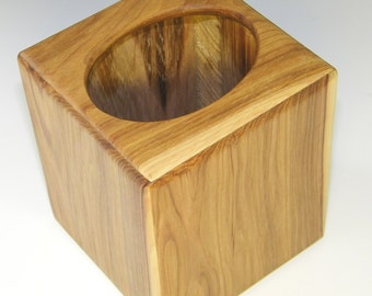 Wooden Tissue Box Toy