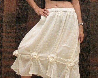 BUY 1 GET 2 FREE--Y004--Love is all around (Skirt)