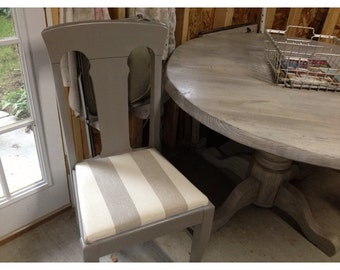 Farmhouse Dinning Chairs Set 4