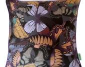 Silk Butterflies Cushion/Pillow