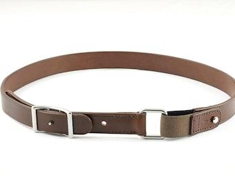 Humane Leather Belt