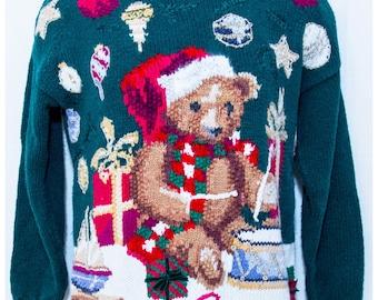 christmas sweater test ----- ------