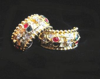 Spectacular Vintage Earrings