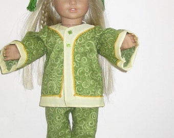 Chinese Costume for American Girl or other 18 inch doll