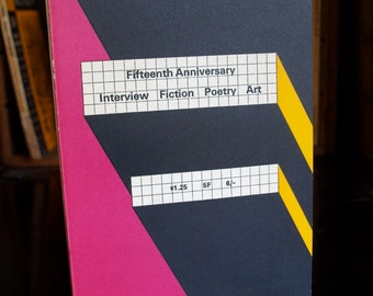 the Paris Review literary magazine 15th Anniversary Volume 42 Winter-Spring 1968
