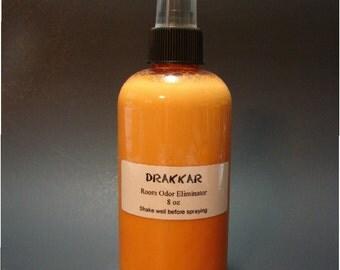 Drakkar Room & Body Spray, Home Fragrance, 16 oz Bottle
