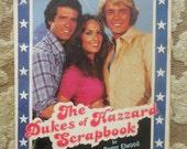 Dukes of Hazzard Scrapbook 1981