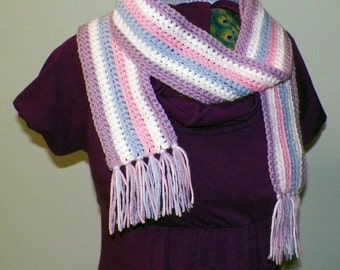 Scarf Intersex Pride Made to Order