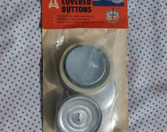 Large Maxant Miracle Cover Your Own Buttons Half Ball Size 75 Big Buttons