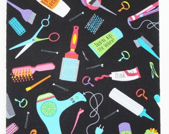Hair Stylist tools mousepads