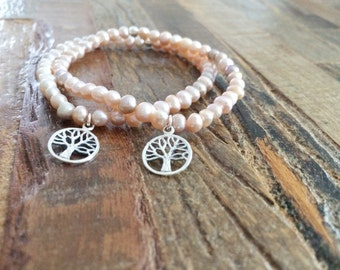 Sterling silver tree of life bracelet ,Family tree bracelet, Sterling Silver tree Bracelet,Tree of life Bracelet, tree charm