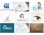 Logo Design Branding, Logo Branding, Branding Package, Logo Design, Watercolor Logo, Graphic Design, Brand Identity, Whimsical Logo, Gold
