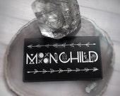 MoonChild sticker