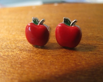 How About Them Apples Earrings