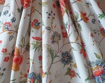 Liberty of London Art Fabrics Tana Lawn Cotton Kirstie B Floral Print