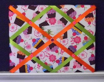 11 x 14  Cupcake Memory Board