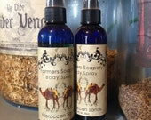 Moroccan Sands Scented 4oz Body Spray Sensual Musk