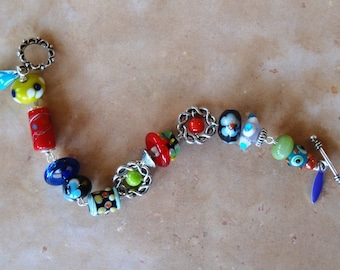 Just for Fun - Dangle Bracelet in many colors