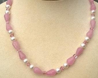 Pretty in Pink Carnelian