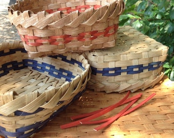 Bread Basket Fall Primitive Orange Color