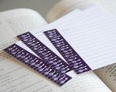 Skeleton Key Recipe Cards