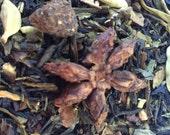 CLEARANCED - White Chocolate Raspberry Loose Leaf Tea, called P.S. I Love You