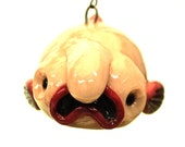 Blobfish Christmas Ornament