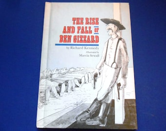 The Rise and Fall of Ben Grizzard, a Vintage Children's Book