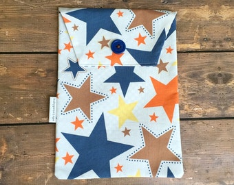 Diaper and Wipes Case Holder - Stars - Ready to ship