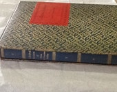 Vintage Collected Sonnets of EDNA St. VINCENT MILLAY Hardback with Pressed Cardboard Case
