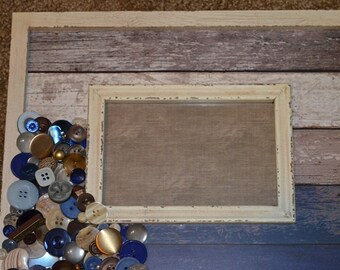 Beautifully decorated 4x6 Picture Frame