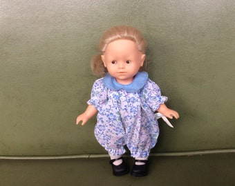"Vintage Corolle Doll 8"" Vinyl"