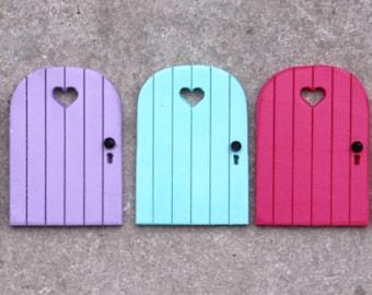 Fairy Door - Tooth Fairy Door - Fairy Garden - Gnome Door - Elf Door - Leprechaun Door - Tooth Fairy Ideas  - Miniature Door - Small Door