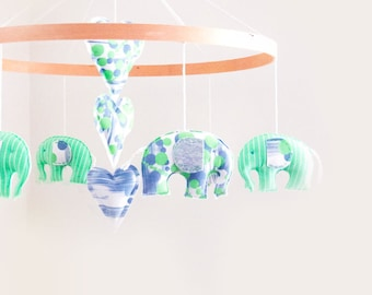 Elephants are Lucky Mobile (custom)